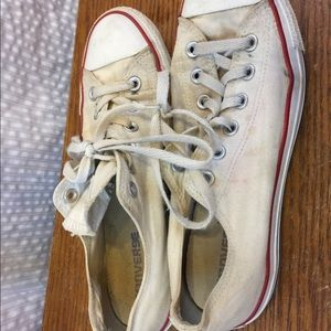 Converse Shoes | Smelly Stinky White